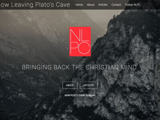 Now Leaving Plato's Cave